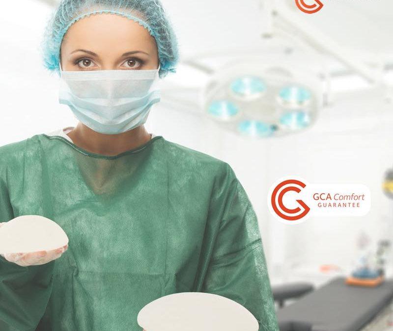 Nagor – rintaimplanttien FDA hyväksyntä